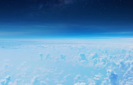 天空云层3440x1440壁纸