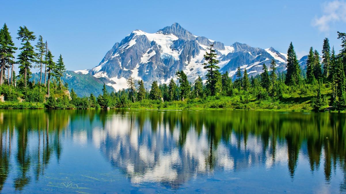 山水自然风景4k高清壁纸 4k家园